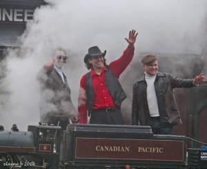 CN Train Band shot